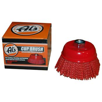 Al's liner 6'' Cup brush