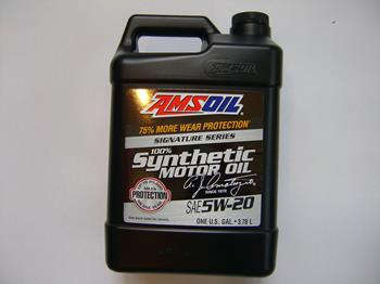 Amsoil synthetic 5W20 SS Motor Oil 1 Gallon