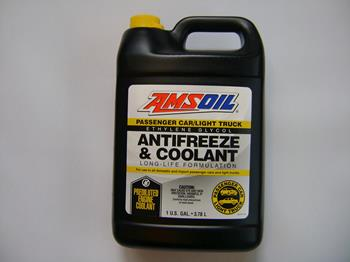Amsoil EG antifreeze 50/50 mix 1 Gallon
